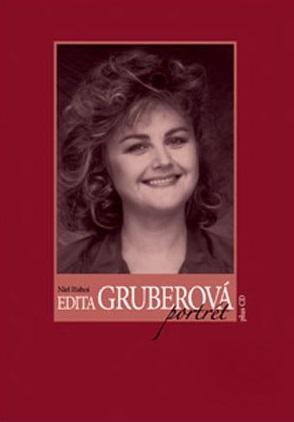 Niel Rishoi: Edita Gruberová, portrét (obálka knihy)