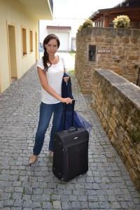 Lenka Čermáková stále na jevišti i na cestách foto: Robert Rohál