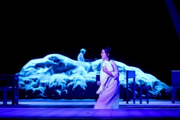 2. dejstvo Agnieszka Hauzer - Jenůfa, Theater Kiel foto: Olaf Struck