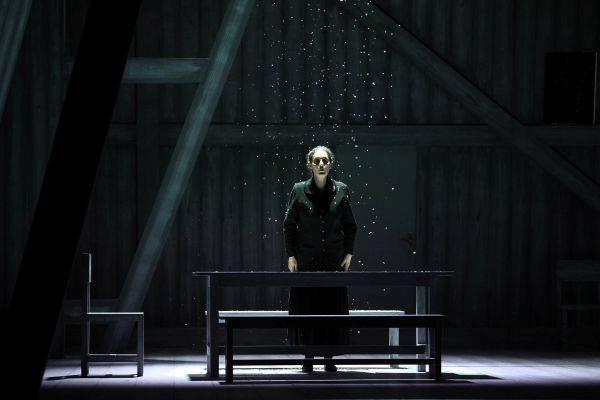 2. dejstvo Marina Fideli - Kostelnička, Theater Kiel foto: Olaf Struck