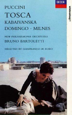 Tosca DVD Gianfranco de Bosio