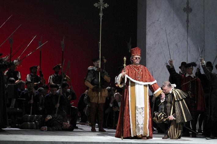 Don Carlo, La Scala, Štefan Kocán (Veľký inkvizítor), René Pape (Filip II.)