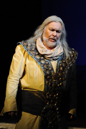 Svätopluk, Opera SND Peter Mikuláš (Svätopluk) foto: Alena Klenková