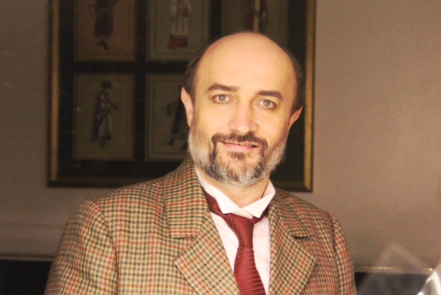 Vladimír Chmelo, foto: súkromný archív V. Chmela