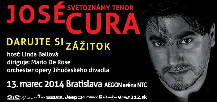 José Cura v Bratislave