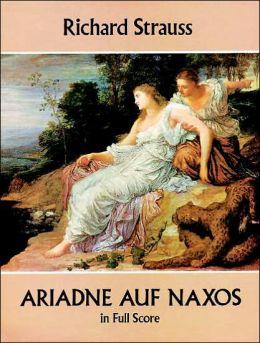 Ariadne au naxos