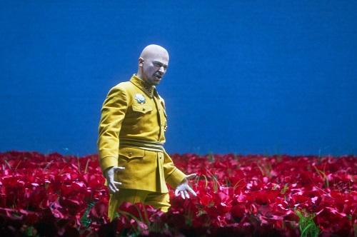 Štefan Kocán ako Chán Končak Knieža Igor Metropolitná opera New York