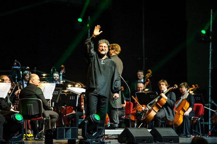 Jose Cura - koncert v Bratislave foto: Ivan Karlik