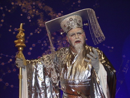Turandot, Opera SND Ivan Ožvát (Altoum) foto: Alena Klenková