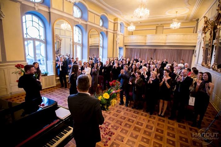 Krst CD Pavla Bršlíka, foto: Zdenko Hanout