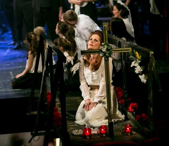 Sedliacka česť, Opera ŠD Košice, Jolana Fogašová (Santuzza)