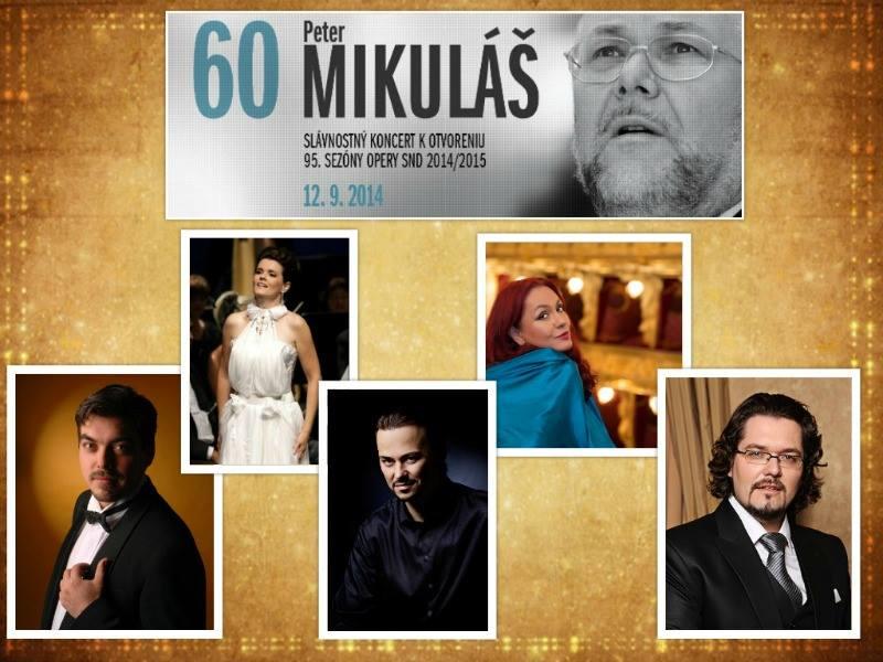 Galakoncert k 60 tke P. Mikuláša