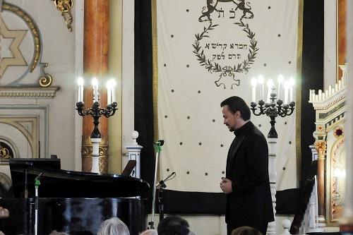 Recitál Štefana Kocána v PrešoveFoto: A.Žižka
