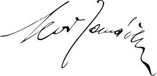 Janacek podpis
