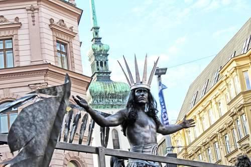 Slávnosť masiek v Brne 2014, sprievod Janáčkovej opery