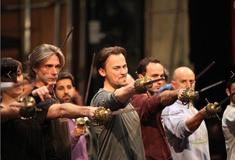 La Scala, zo skúšky na Dona Giovanniho