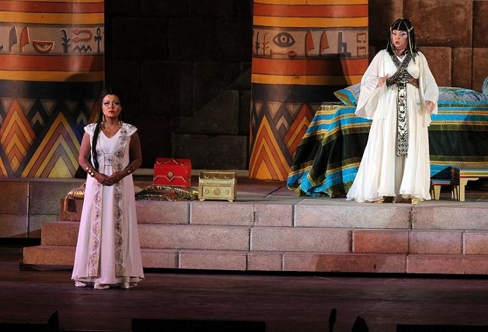 Aida, Arena di Verona