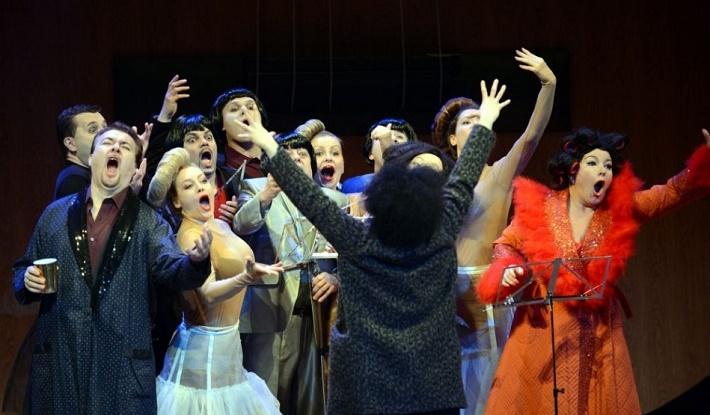 Ariadna na Naxe, Opera SD Košice