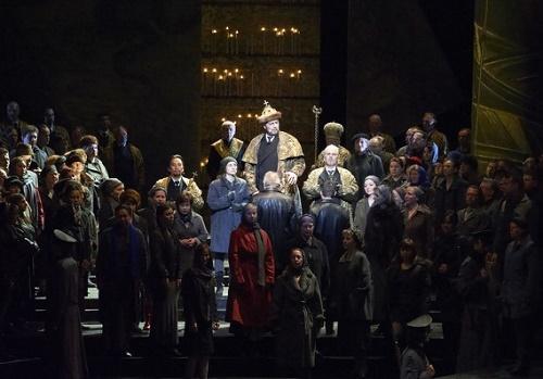 Boris Godunov vo Viedenskej štátnej opere aj so zborom Slovenskej filharmónie