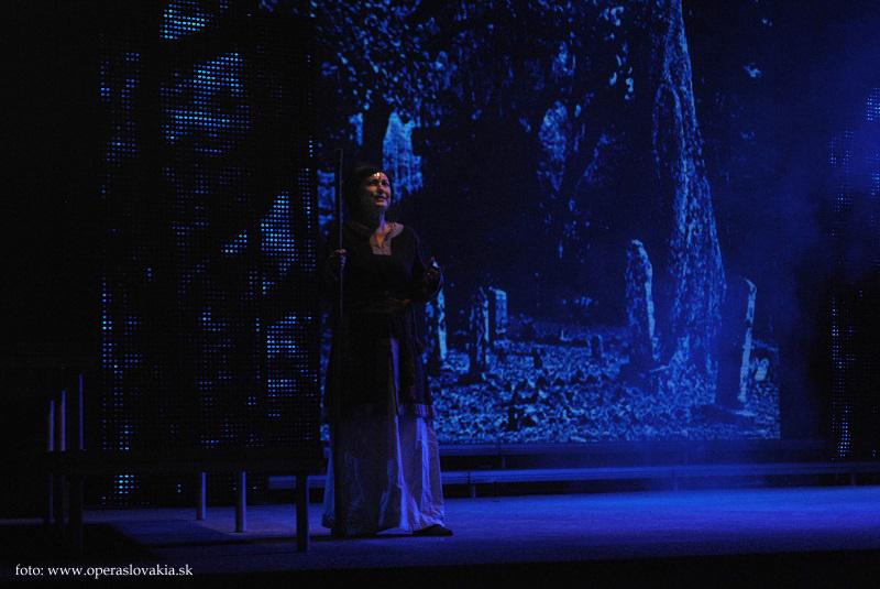 Viva Verdi 2014 / Giovanna d´Arco Clara Polito Foto: Ľudovít Vongrej