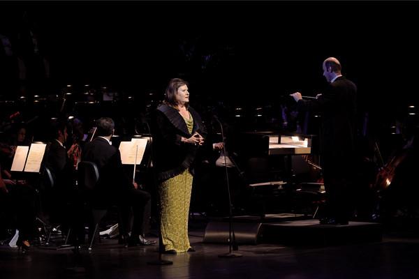 Éva Marton na otváracom galakoncerte sezóny 2010/2011 v SND