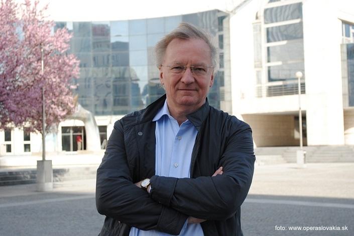 Friedrich Haider, foto: Ľudovít Vongrej