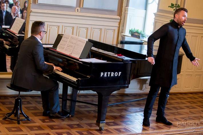 Koncert Pavla Bršlíka v Trnave foto: Zdenko Hanout