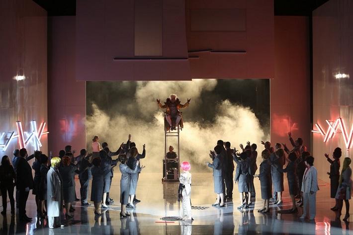 W. A. Mozart: La clemenza di Tito, Opera SND, 2014, foto: Jozef Barinka