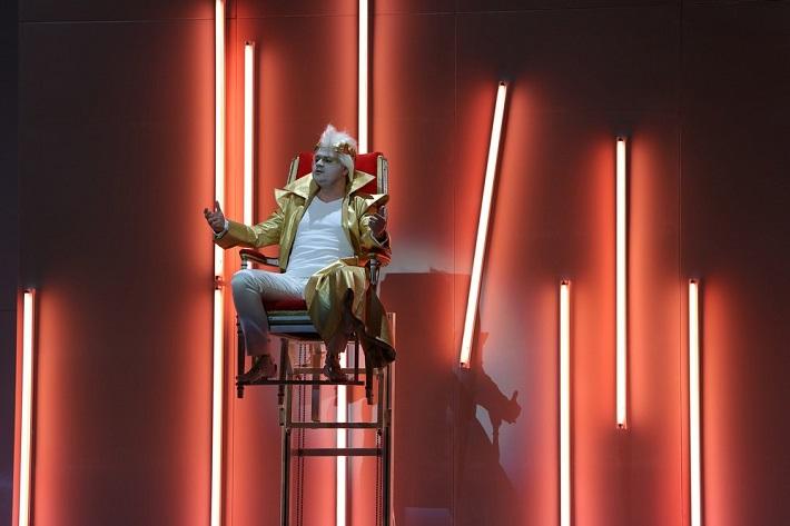 Anton Rositskiy (Titus) La clemenza di Tito, Opera SND foto: Jozef Barinka