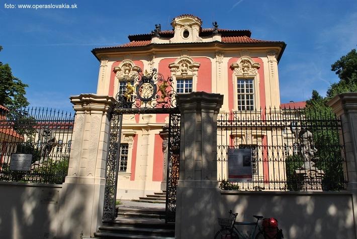 Múzeum Antonína Dvořáka foto: Ľudovít Vongrej