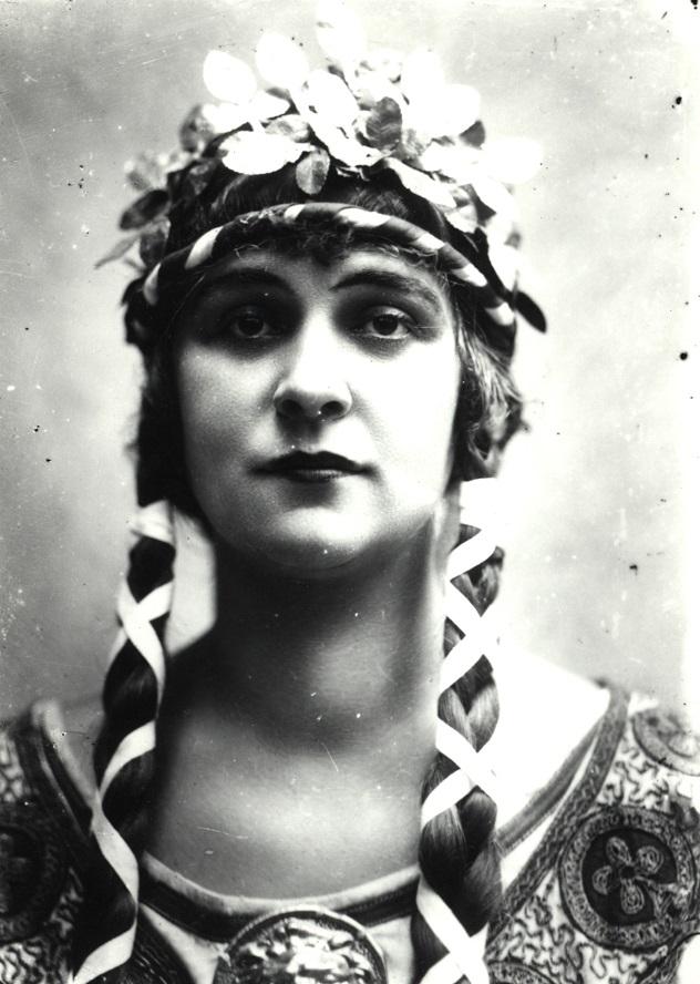Marie Minářová (1896 – 1968), foto: Archív DÚ