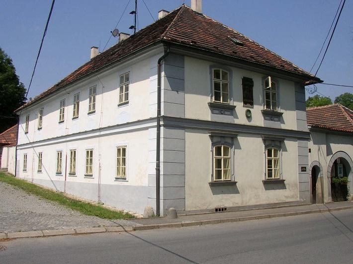 Rodný dom Antonína Dvořáka