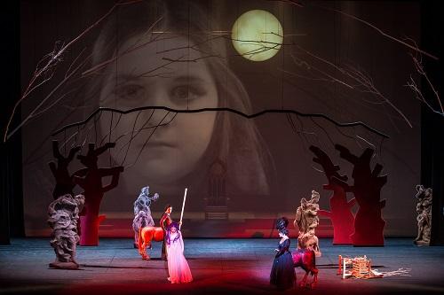 Foto z predstavenia Foto: Khalid Al Busaidi, Royal Opera House Muscat
