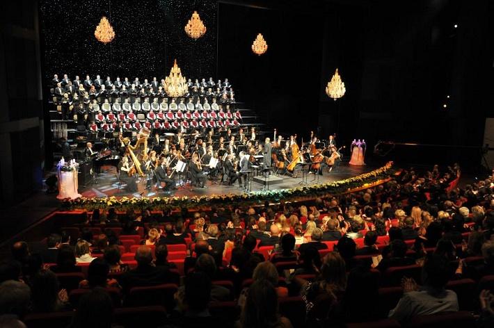 Vianočný koncert v Bratislave, foto: Patrik Ratajský