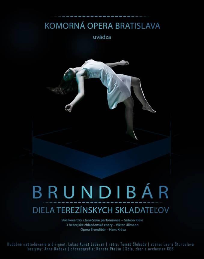komorna opera BA poster