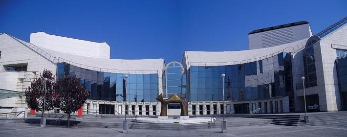 Nová budova Slovenského národného divadla