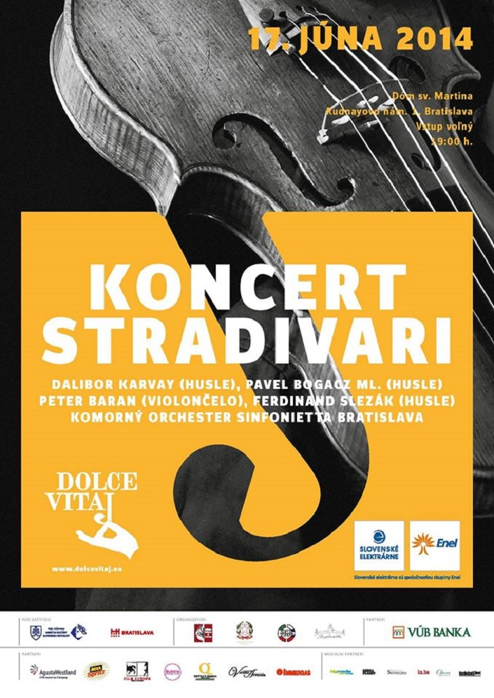 Antonio Stradivari v Bratislave