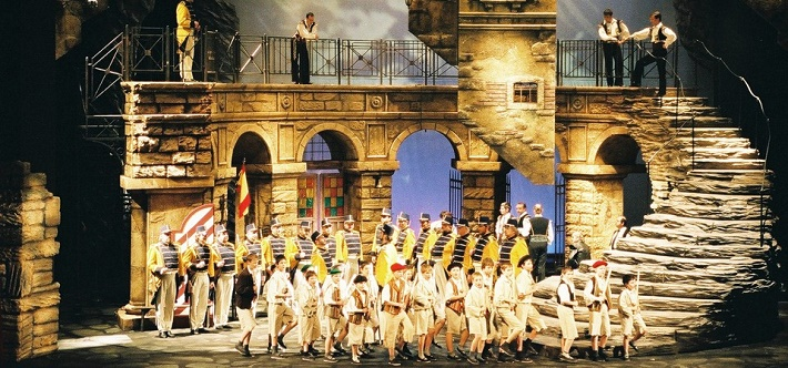 Carmen, Štátna opera Praha