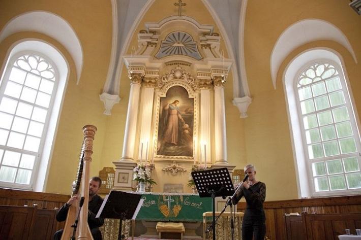 Charitatívny koncert klasickej hudby v Martine, Michal Matejčík a Zuzana Grejtáková, foto: Antonios Vlachou