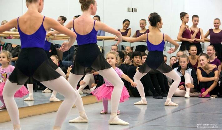 Deň otvorených dverí SND, baletný workshop