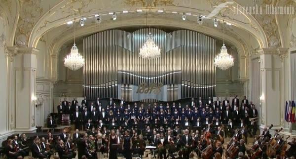 Giuseppe Verdi Messa da Requiem, Slovenská filharmónia