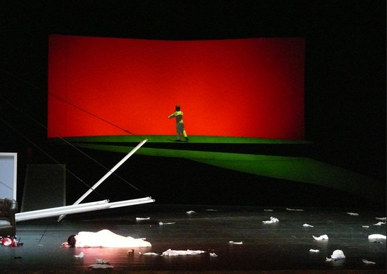 Madama Buterfly, Opera SND