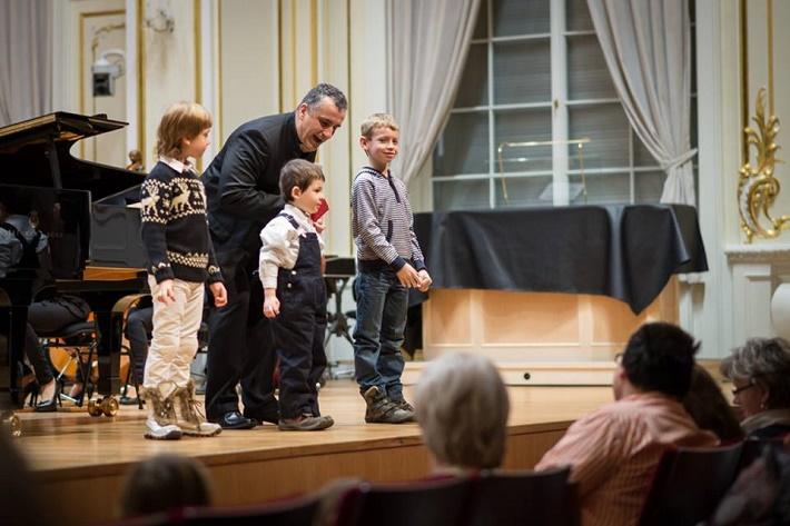 Martn Vanek Hudobná akadémia v Slovenskej filharmónii