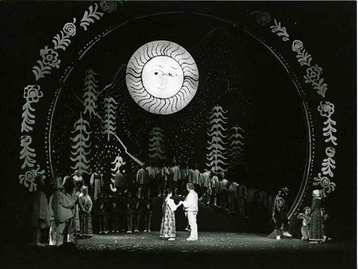 Martin a slnko, Opera SND, 1975