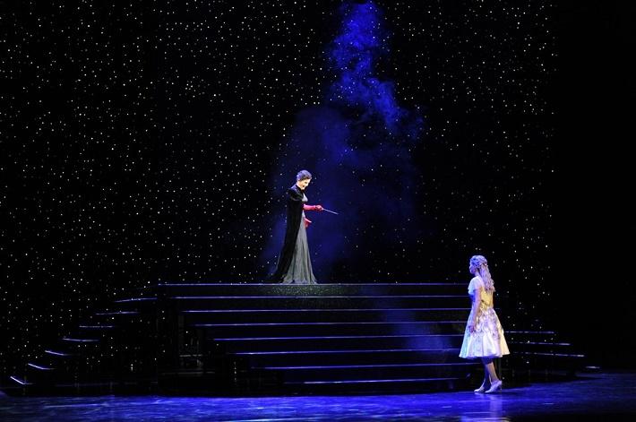 O čarovnej flaute a iných kúzlach, Opera SND Ľubica Vargicová (Kráľovná noci), Petra Nôtová (Pamina)