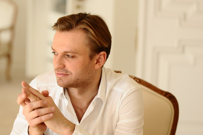 Pavol Bršlík, foto: Tanja Niemann
