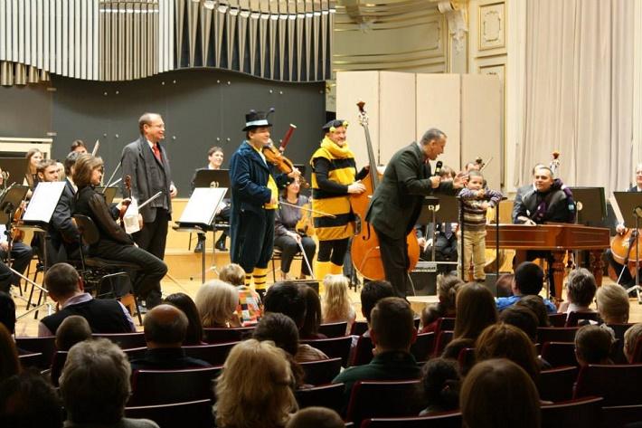 Rodinný koncert, Slovenská filharmónia