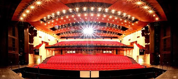 Nová budova SND, sála opery a baletu