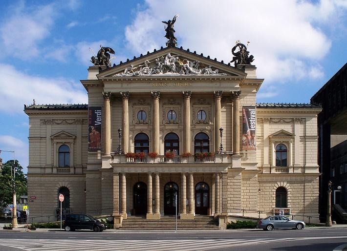 Štátna opera Praha