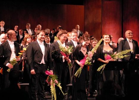 Zámocké hry zvolenské 2013, Giuseppe Verdi, Korzár